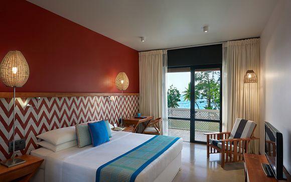 Your Beach Hotel: Cinnamon Bey Beach Resort & Spa 4*