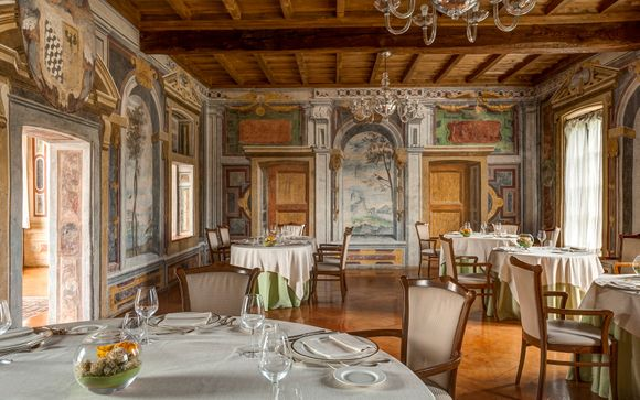 Historic Hotel in Famed Parco Nord