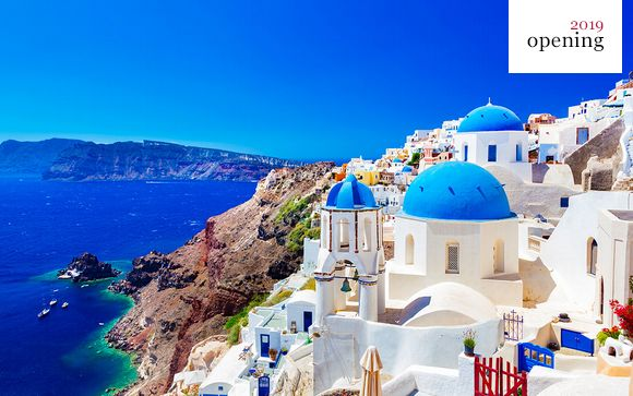 Brand New Boutique Residences in the Heart of Oia