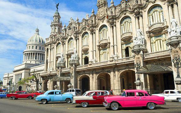 Hotel Nacional de Cuba & Sanctuary at Grand Memories Varadero 4*