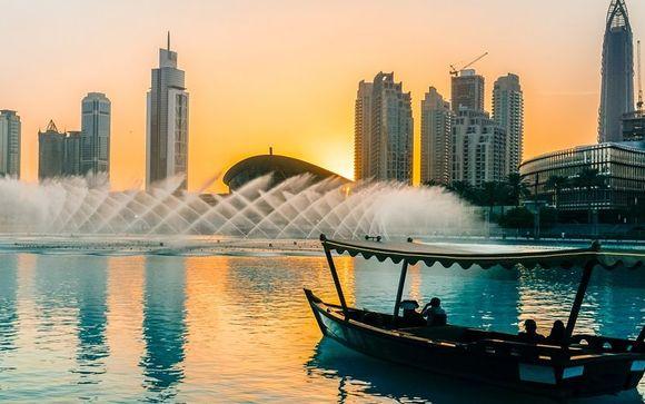 Optional Dubai Stopover