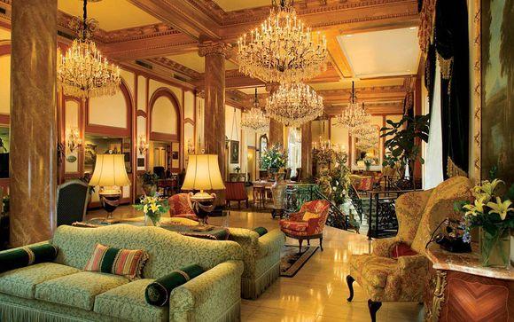 Le Pavillon Hotel 4*