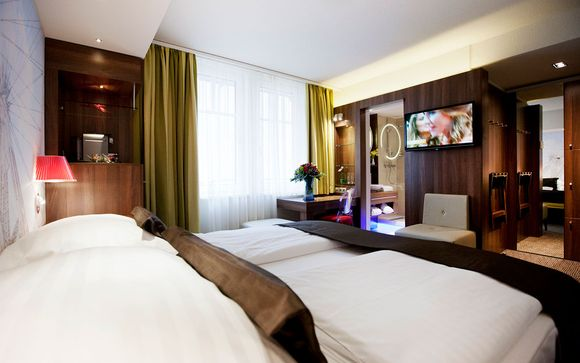 Mercure Wien City 4*
