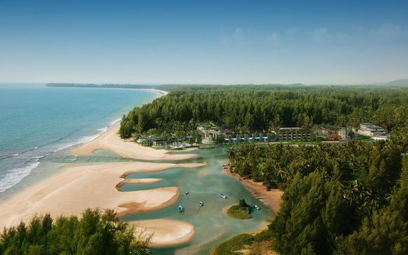 Devasom Khao Lak Beach Resort & Villas 5* & Optional Phuket Stopover