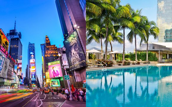 The Gregory Hotel 4* & The Four Seasons Miami 5*