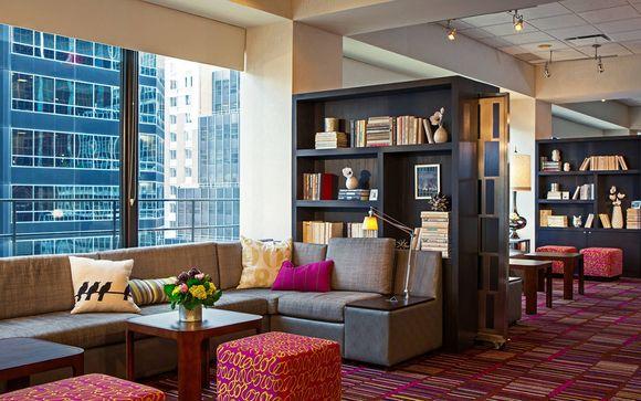 Courtyard by Marriott New York Manhattan/Midtown East 3*