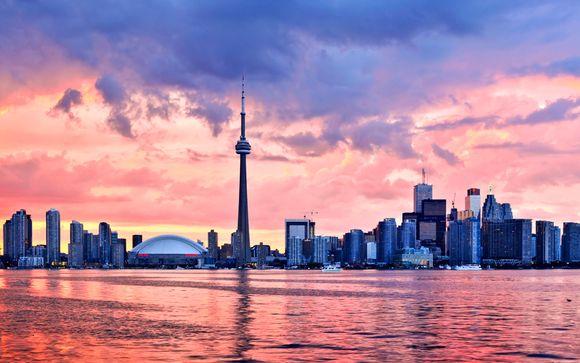 Toronto & Niagara-on-the-Lake 4*