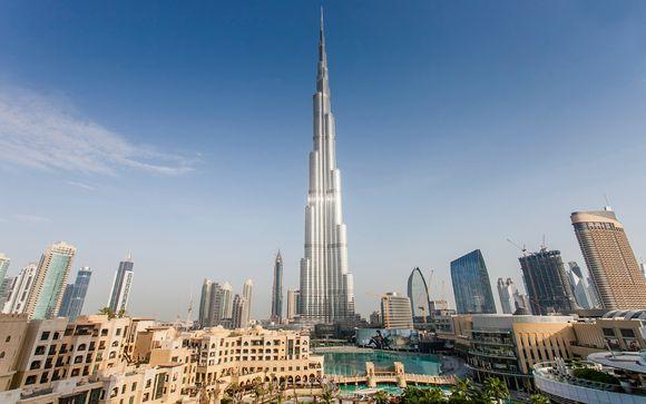 Ritz Carlton Dubai 5*