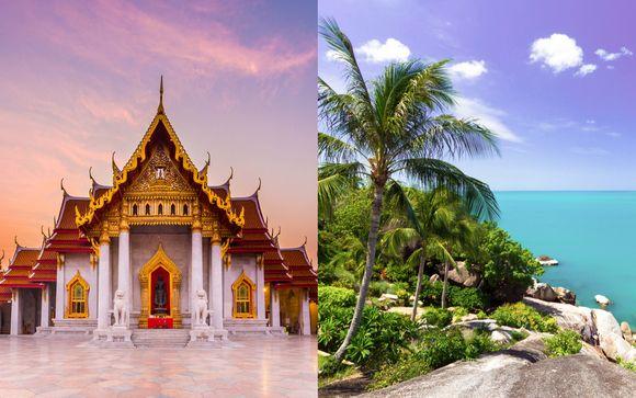 Century Park Hotel 4* & Paradise Beach Resort & Spa 4*