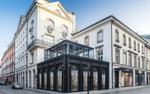 Hotel Unicus Palace Krakow