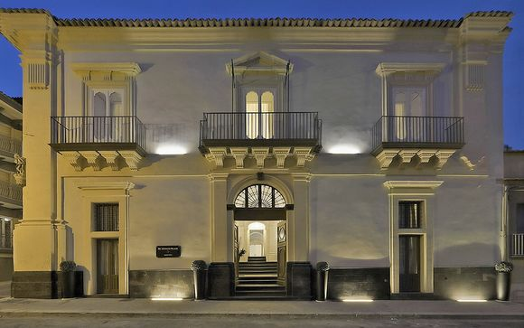 De Stefano Palace Luxury Hotel 4*