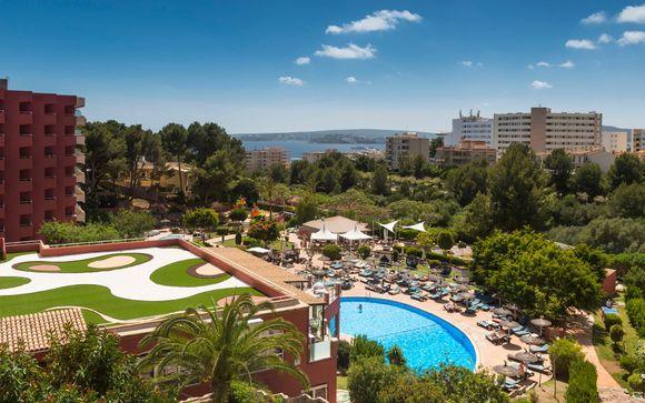 Hotel Sallés Marina Portals 4*