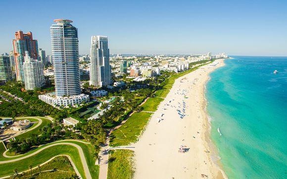 Four Seasons Miami & Lady Hamilton Montego Bay 5*