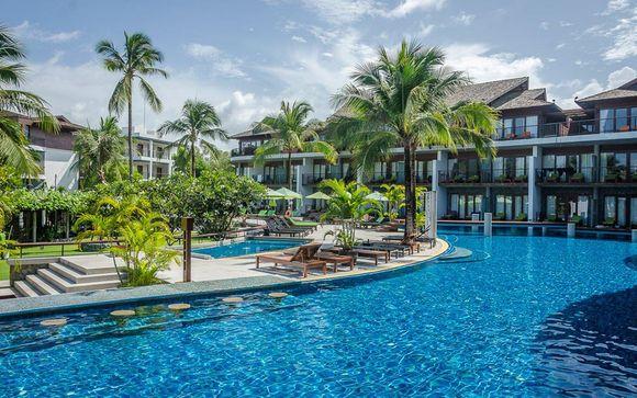 4* Holiday Inn Resort Ao Nang Beach, Krabi