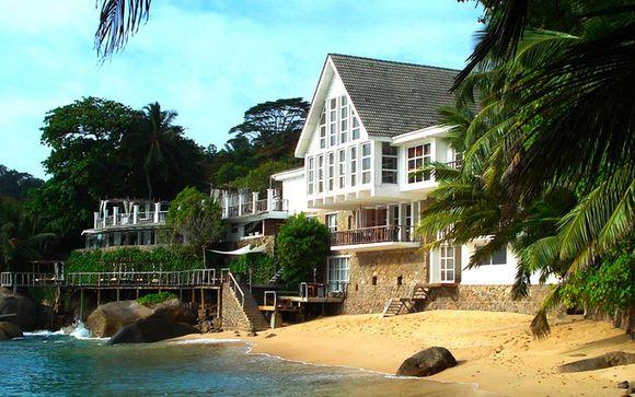 Bliss Boutique Hotel Seychelles 4*