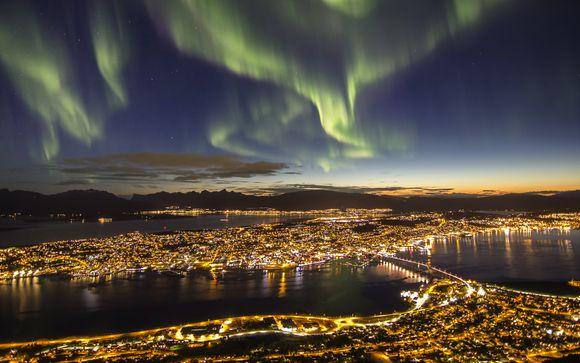7 Days Above the Arctic Circle