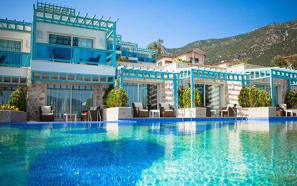 Asfiya Sea View Hotel 4*