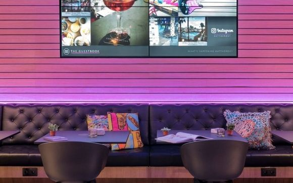 Moxy Hotel Edinburgh Airport