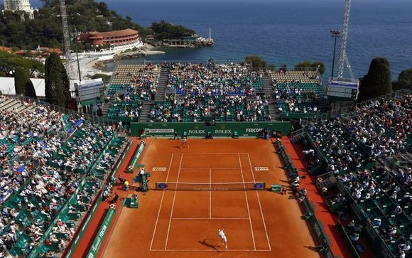Tennis Masters Semi-Finals & Four-Star Hotel Stay