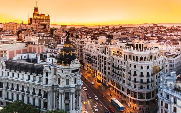Destination...Madrid, Gran Vía