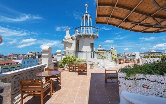 Hotel Palacio Cueto 4*