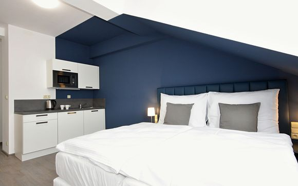 Modern Aparthotel in the heart of Prague's Old Town