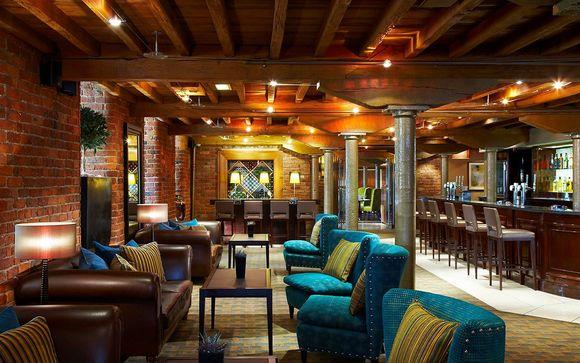 Manchester Marriott Victoria & Albert Hotel 4*