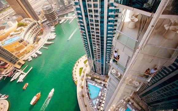 Intercontinental Dubai Marina 5*