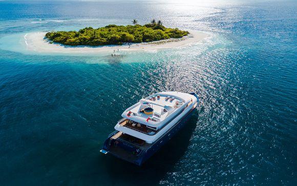 Grand Hyatt Dubai 5* & Maldives Cruise
