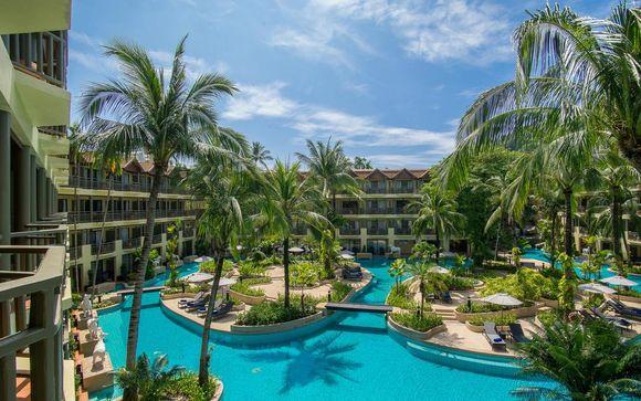 Phuket Marriott Resort & Spa, Merlin Beach 5*
