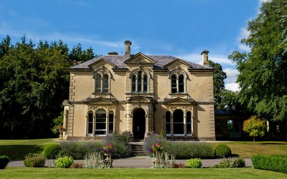 Country House with Award-Winning Restaurant