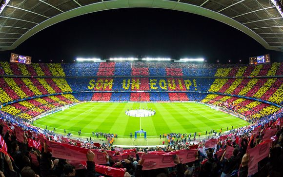 FC Barcelona with 4* Hotel Stay