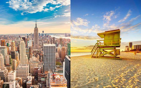 The Manhattan Club 4* & Washington Park Hotel South Beach 4*