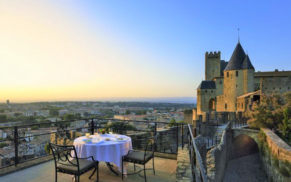 Luxury Collection: Upscale Hotel in Heart of Medieval Citadel