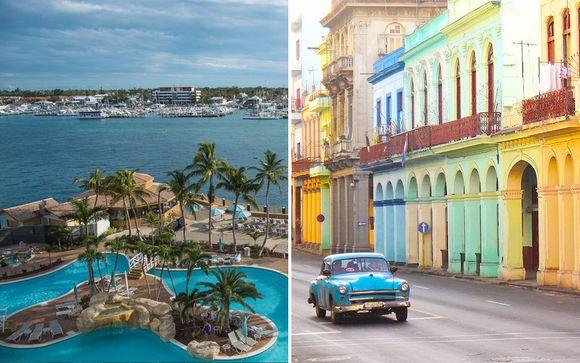 Warwick Paradise Island & NH Capri La Habana 4*