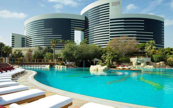Optional Stopover in Dubai