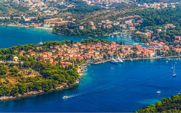 Croatia Coastal Cruise