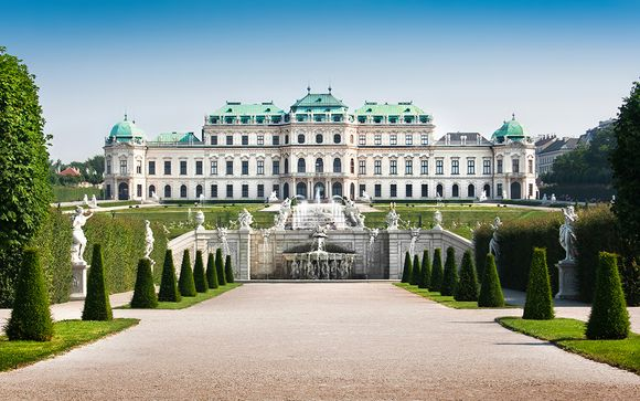 Comfortable Stay next to Belvedere Palace