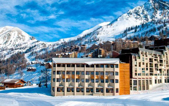 Soleil Vacances Residence New Chastillon 4*