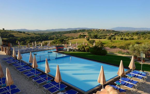 Tranquil Resort in Sensational Countryside