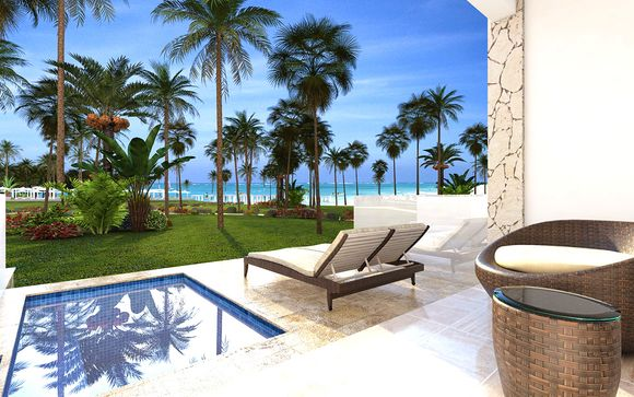 All Inclusive Beachfront Adults-Only Hotel