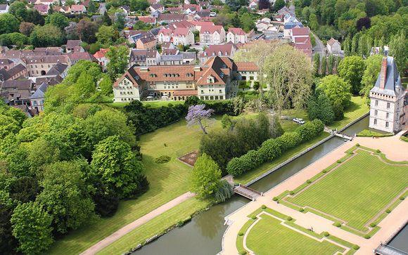 Le Castel Maintenon 4*