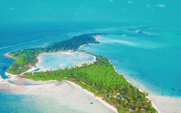 Rahaa Resort Maldives 4*