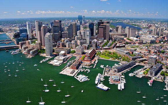 Hyatt Regency Boston Harbor 4 Boston Up To 70 Voyage Prive