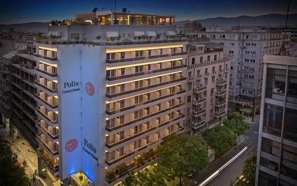 Polis Grand Hotel Athens 4*
