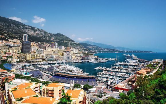 Exclusive Trip to the Glamorous Monaco Grand Prix