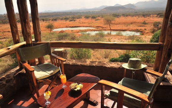 Safari Accommodation