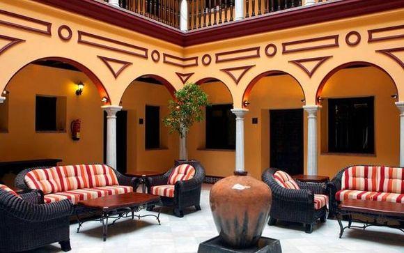 Hotel Itaca Seville 3*
