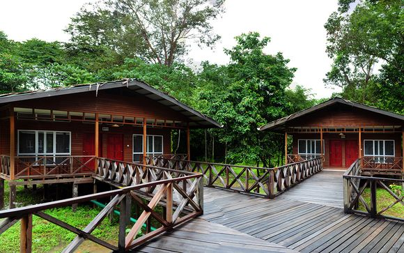 Sandakan Safari Adventure 4 days / 3 nights