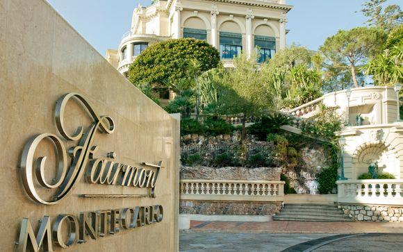 Fairmont Monte Carlo 4*